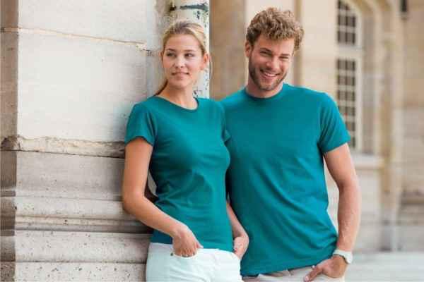 Rundkragen Shirt 150g/m²